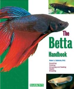 The Betta Handbook (Paperback)
