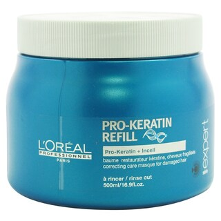 L'Oreal Professional Serie Expert Pro-Keratin Refill Correcting Care 16.9-ounce Mask