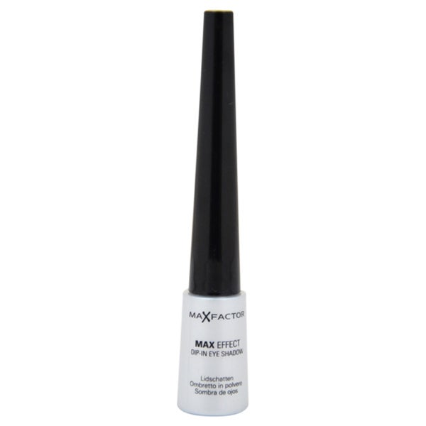 Max Factor Max Effect Dip-In # 10 Silver Lounge Eye Shadow 12886753