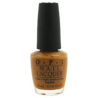 OPI A-Piers To Be Tan Nail Lacquer