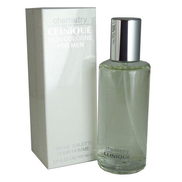 Clinique Chemistry Men's 3.4-ounce Skin Cologne Spray