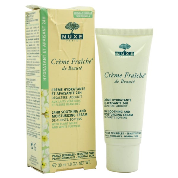 Nuxe Creme Fraiche de Beaute 24-hour Soothing and Moisturizing Cream