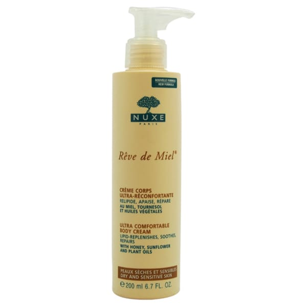 Nuxe Reve de Miel - Ultra Comfortable Body Cream