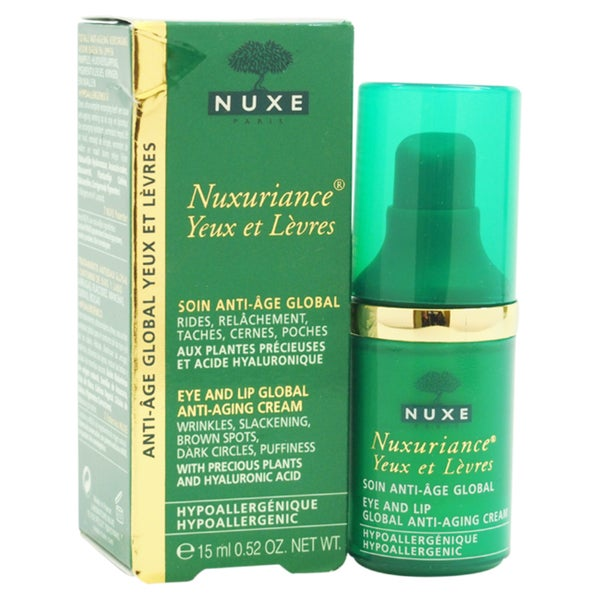 Nuxe Nuxuriance Yeux et Levres - Eye and Lip Global Anti-Aging Cream