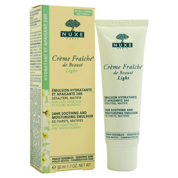 Nuxe Creme Fraiche de Beaute Light 24-hour Soothing And Moisturizing Emulsion