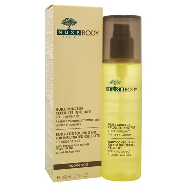 Nuxe Women's 3.3-ounces Infiltrated Cellulite Body-Contouring Oil