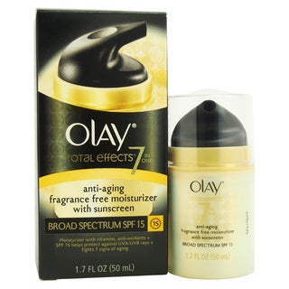 Olay Total Effects 7-in-1 Anti-Aging 1.7-ounce Moisturizer
