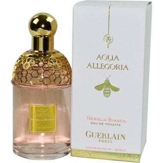 Guerlain Women's Aqua Allegoria Nerolia Bianca 4.2-ounces EDT Spray