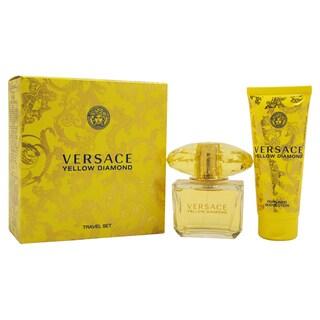 Versace Yellow Diamond Women's 2-piece Gift Set