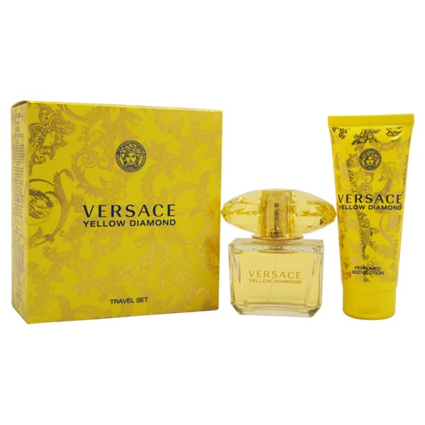 Versace Yellow Diamond Women's 2-piece Gift Set
