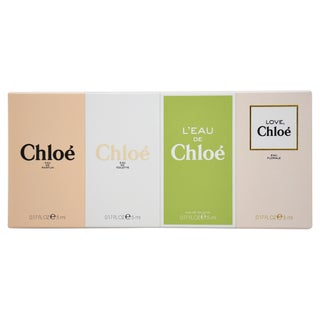 Chloe Women's Chloe Variety Parfums Chloe Women's 4 -piece Mini Gift Set