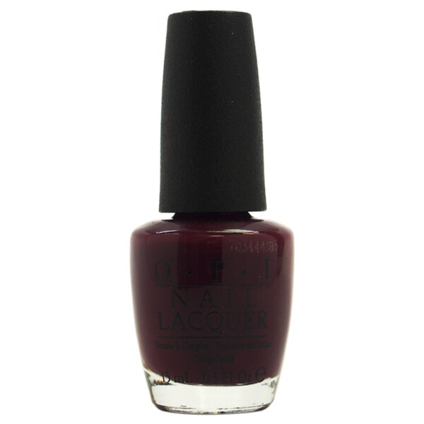 OPI Women's Nail Lacquer# NL F62 In The Cable Car-Pool Lane OPI Women's 0.5-ounce Nail Polish