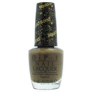OPI It's All San Andreass Fault Nail Lacquer