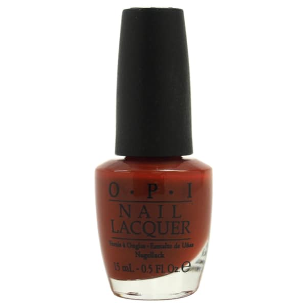 OPI First Date At The Golden GateNail Lacquer