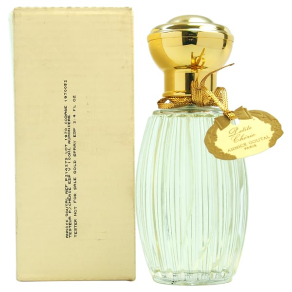 Petite Cherie by Annick Goutal for Women - 3.4 oz EDT Spray (Tester)