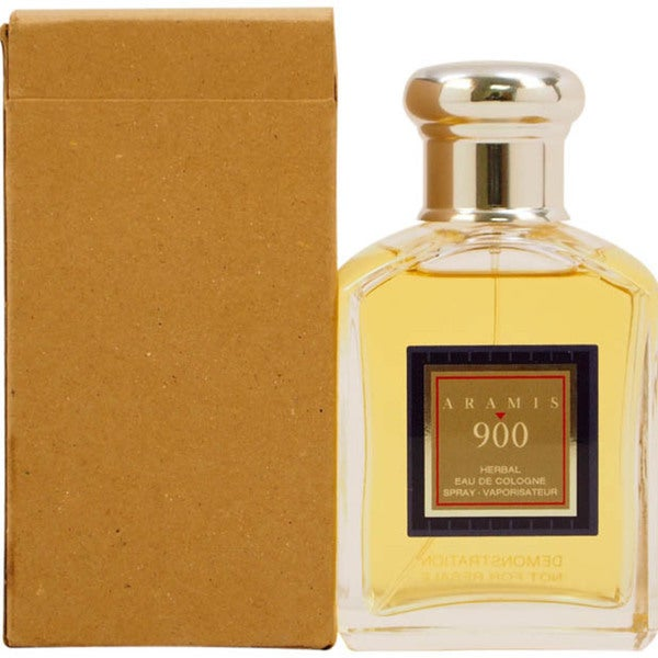 Aramis 900 Men's 3.4-ounce Eau de Cologne Spray (Tester)