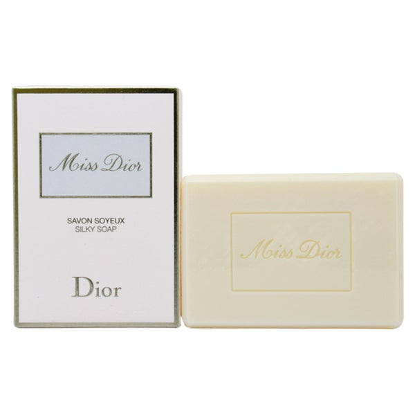 Christian Dior Miss Dior Silky 5.2-ounce Soap