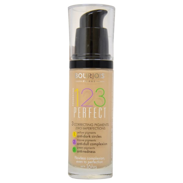 Bourjois Fond De Teint 123 Perfect # 51 Vanille Clair Foundation
