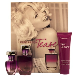 Paris Hilton Tease Women's 3-Piece Gift Set