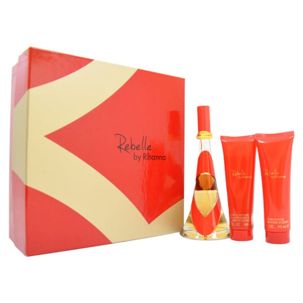 Rihanna Rebelle Women's 3-piece Gift Set