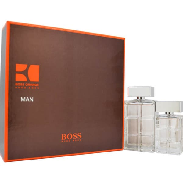 Hugo Boss Orange Men's 2-piece Gift Set