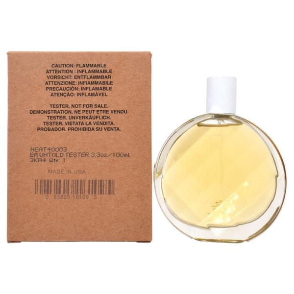 Elizabeth Arden Untold Women's 3.3-ounce Eau de Parfum Spray (Tester)