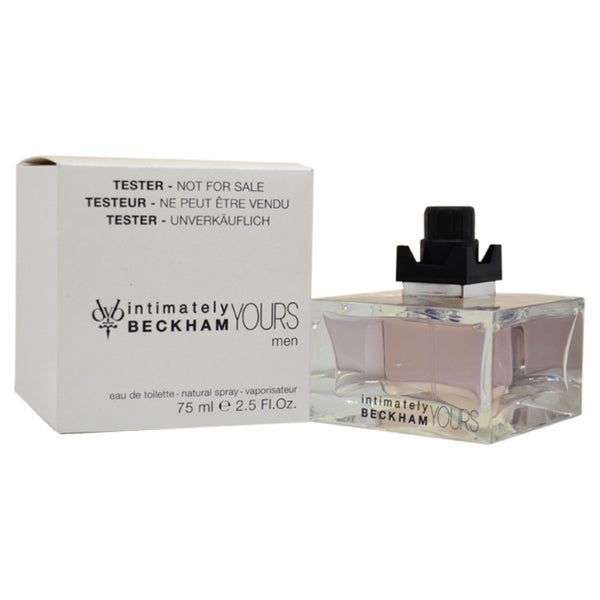 Intimately Beckham Yours 2.5-ounce Eau de Toilette Spray (Tester)