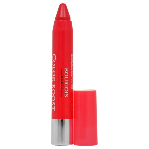Bourjois Color Boost # 02 Fuchsia Libre Lip Crayon