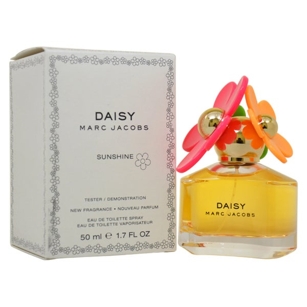 Marc Jacobs Daisy Sunshine for Women 1.7-ounces EDT Spray (Tester)