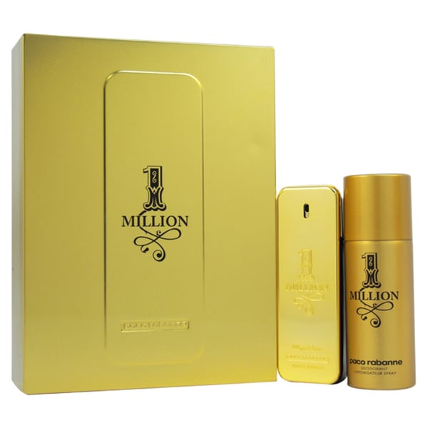 Paco Rabanne 1 Million for Men 2-piece Gift Set