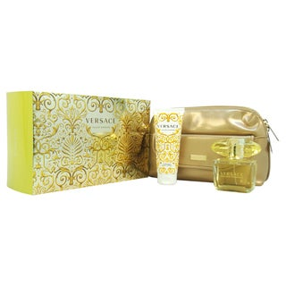 Versace Yellow Diamond Women's 3-piece Gift Set