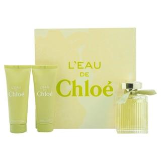 Parfums Chloe Leau de Chloe Women's 3-piece Gift Set
