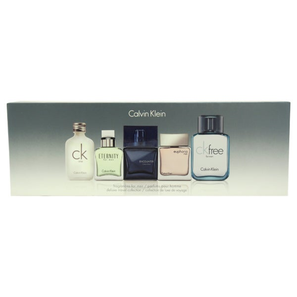 Calvin Klein Variety 5-piece Mini Gift Set
