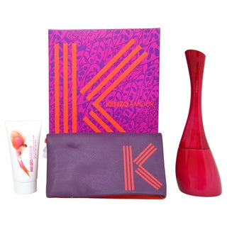 Kenzo Amour Women's 3-piece Gift Set