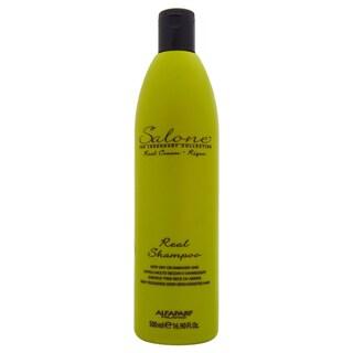 Alfaparf Salone Real Cream Real 16.9-ounce Shampoo