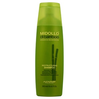 Alfaparf Midollo Di Bamboo Restructuring 8.4-ounce Shampoo