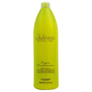 Salone Real Cream Real Conditioner by ALFAPARF for Unisex - 33.81-ounce Conditioner