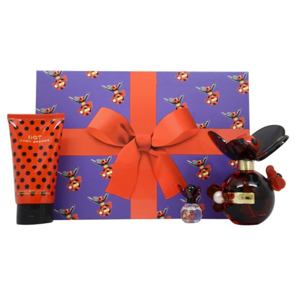 Marc Jacobs Dot Women's 3-piece Gift Set