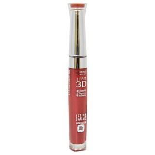 3D Effet Lip Gloss -# 03 Brun Rose Academic by Bourjois for Women - 0.19-ounce Lip Gloss