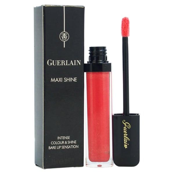 Guerlain Maxi Shine # 465 Bubble Gum Lip Gloss