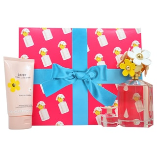 Daisy Eau So Fresh by Marc Jacobs for Women - 3 Pc Gift Set 4.25oz EDT Spray, 5.1oz Body Lotion, 0.13oz EDT Splash