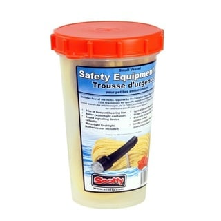 Scotty Small Vessel Safety Equipment Kit