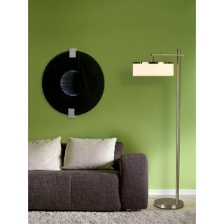 Stealth Console LED Round Wall Mirror