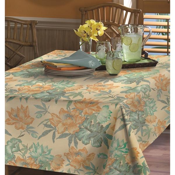 Tommy Bahama Island Magnolia Tablecloth