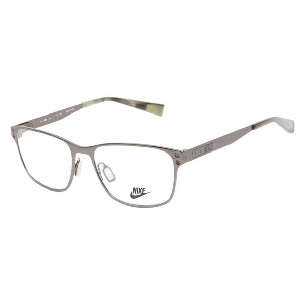 Nike 8201 072 Dark Grey Prescription Eyeglasses