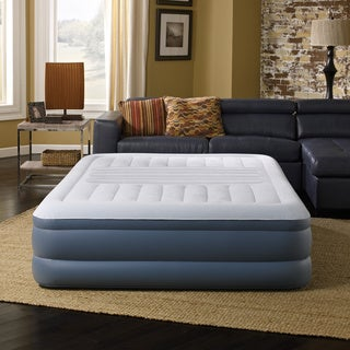 Simmons Beautyrest Lumbar Lux Pillow Top 18-inch Queen-size Express Air Bed