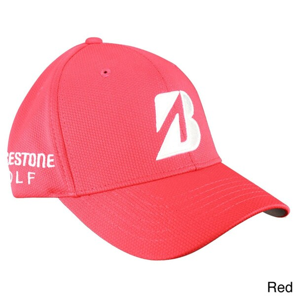 Bridgestone Tour Fitted Mesh Hat
