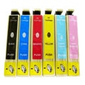 Compatible Ink Cartridges for Epson ARTISAN: 700 710 725 800 810 835 (Pack Of 6)