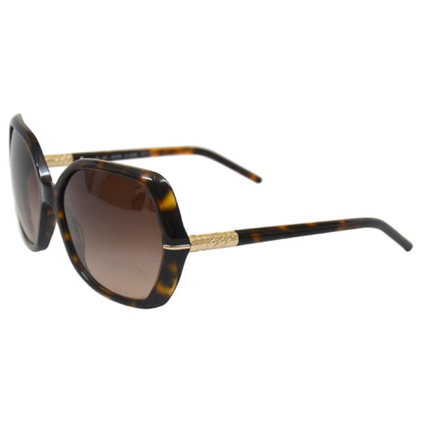 BE 4107 300213 Dark Tortoise by Burberry for Women - 60-16-135 mm Sunglasses