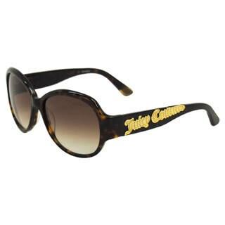 Juicy 541/S 0086 Y6 - Dark Havana/Brown Gradient by Juicy Couture for Women - 55-15-130 mm Sunglasses